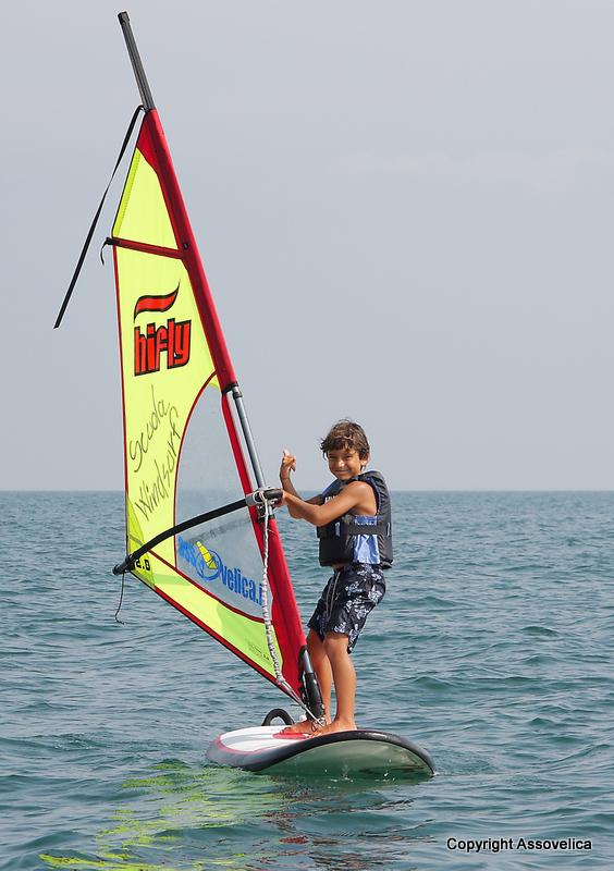 Windsurf bambini oceansurf - Tavole da windsurf usate ...